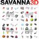 Savanna 3D