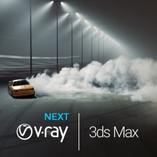 V-Ray for 3ds Max - Monthly License