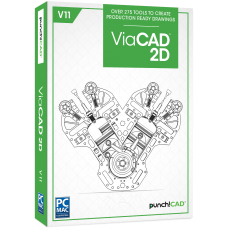 ViaCAD 2D - Upgrade